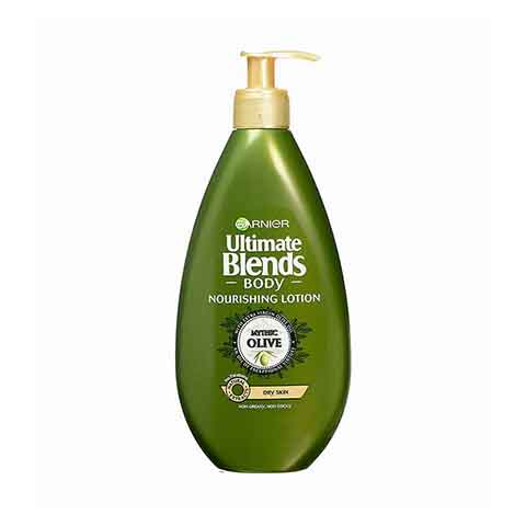 Garnier Ultimate Blends Mythic Olive Nourishing Lotion For Dry Skin 400ml