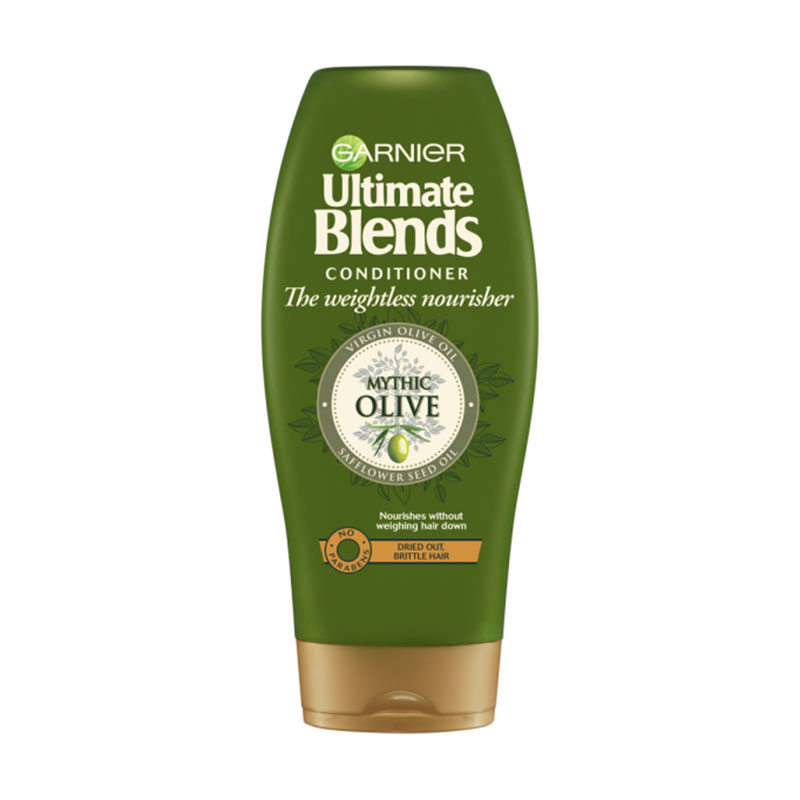 Garnier Ultimate Blends The Weightless Nourisher Mythic Olive Conditioner 360ml