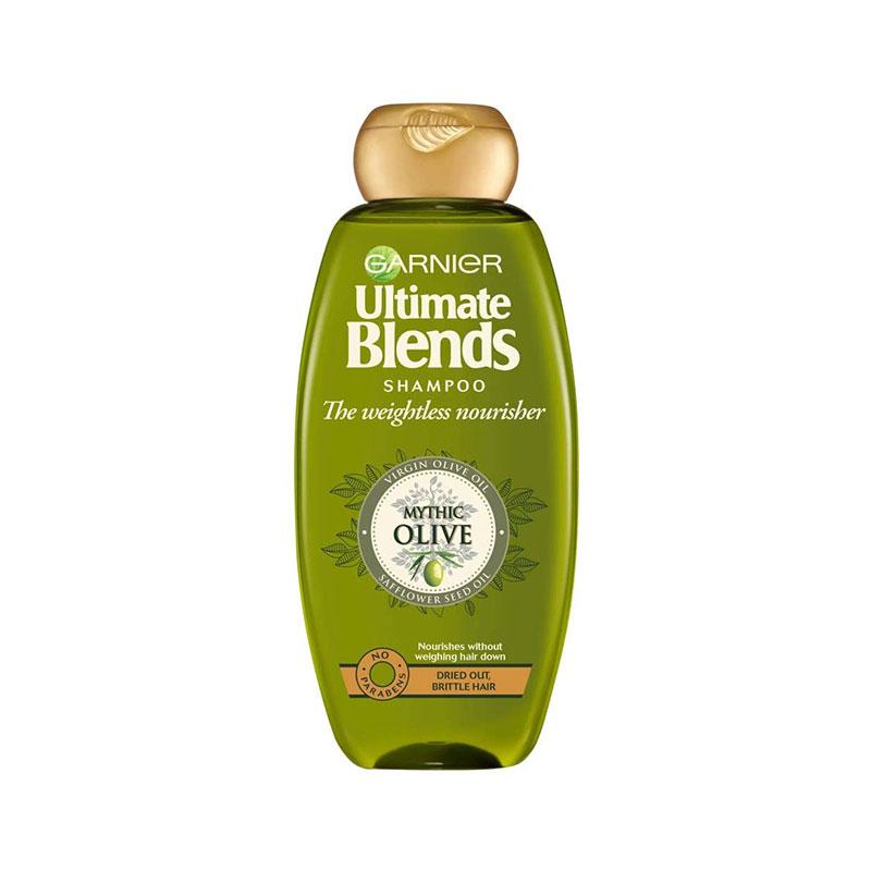 Garnier Ultimate Blends The Weightless Nourisher Shampoo 360ml