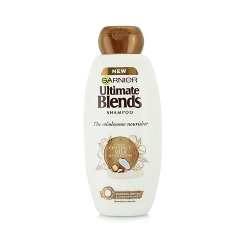 Garnier Ultimate Blends The Wholesome Nourisher Shampoo 360ml