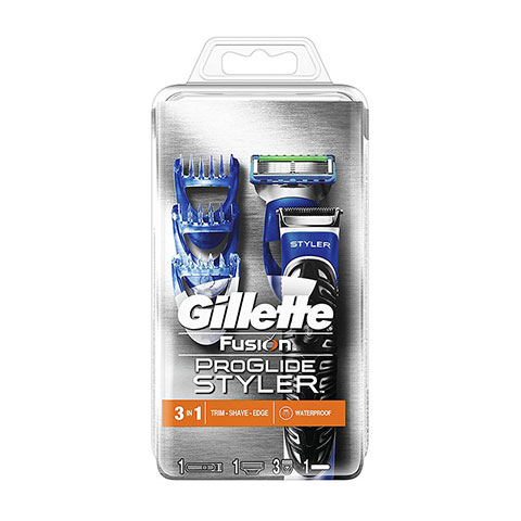 Gillette Fusion Proglide 3 in 1 Waterproof Styler