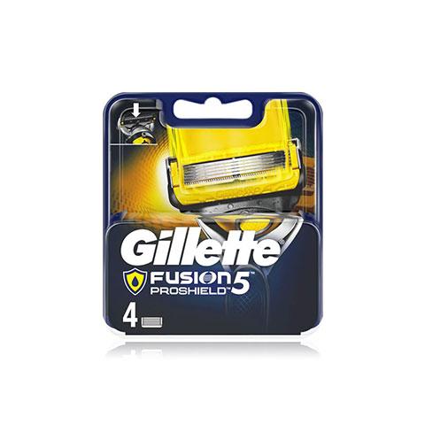 Gillette Fusion5 ProShield Men's Replacement Razor Blades - 4pcs