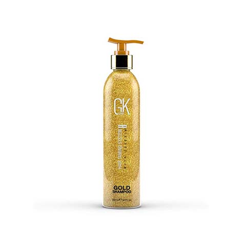 GK Hair Taming System Gold Shampoo 250ml