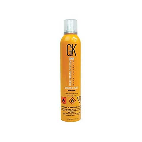 GK Hair Taming System Strong Hold Hair Spray 326ml