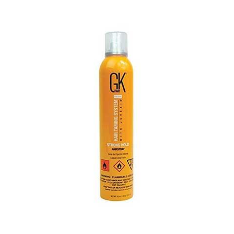 GK Hair Taming System Strong Hold Hairspray 326ml