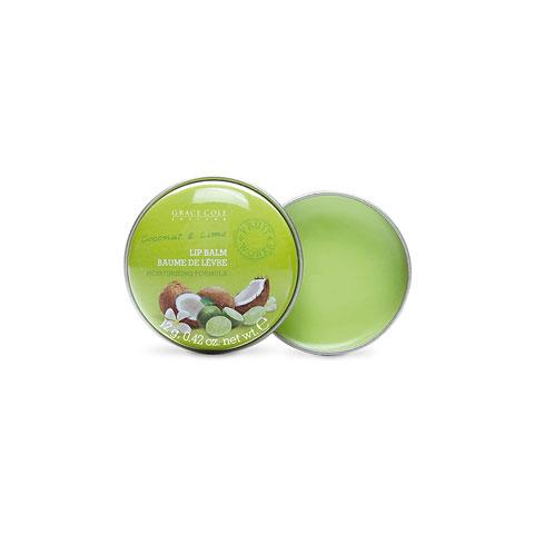 Grace Cole England Coconut & Lime Lip Balm 12g