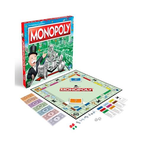 Hasbro Gaming Monopoly Game (2 - 6 Players)