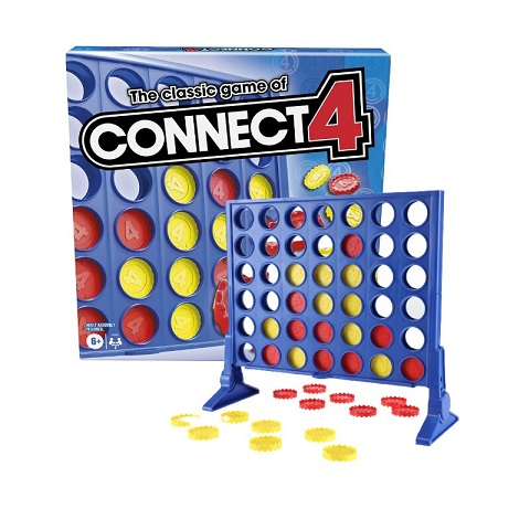 Hasbro Gaming The Classic Game Of Connect 4 Game