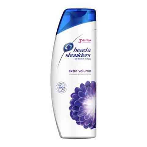 Head & Shoulders Extra Volume Anti - Dandruff Shampoo 200ml