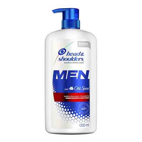 Head & Shoulders Men Old Spice Anti dandruff Shampoo 1000ml