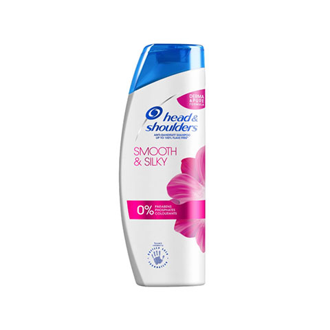 Head & Shoulders Smooth & Silky Anti - Dandruff Shampoo 250ml