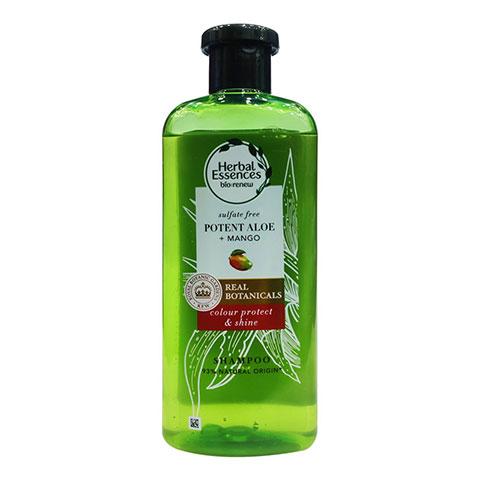Herbal Essence Bio-Renew Potent Aloe + Mango Shampoo 380ml