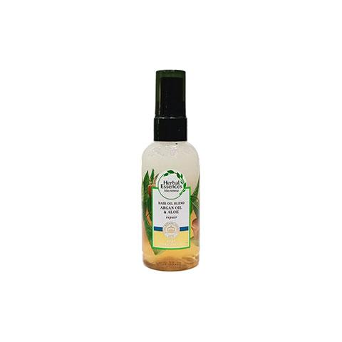 Herbal Essences Argan & Aloe Repair Hair Oil Blend 100ml