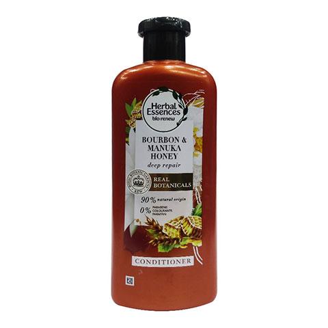 Herbal Essences bio:renew Conditioner Bourbon & Manuka Honey Deep Repair 400ml