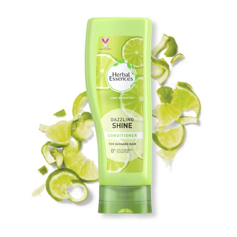 Herbal Essences Dazzling Shine Conditioner 400ml