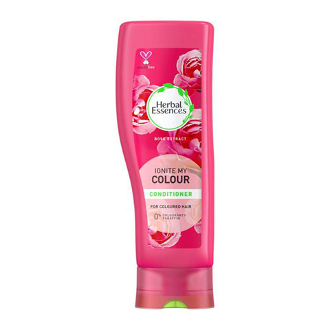 Herbal Essences Ignite My Colour Conditioner With Rose Essences 400ml