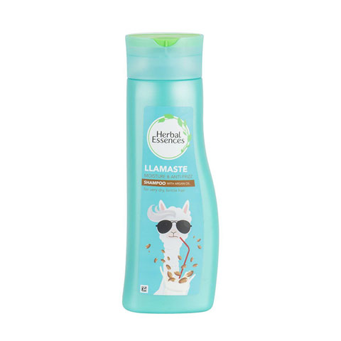Herbal Essences Llamaste Moisture & Anti Frizz Shampoo 400ml