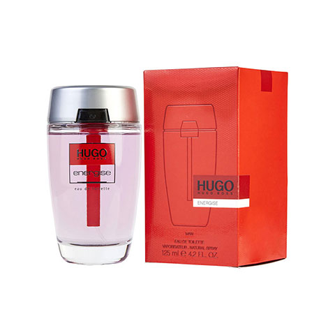 Hugo Boss Energise Eau De Toilette For Men 125ml