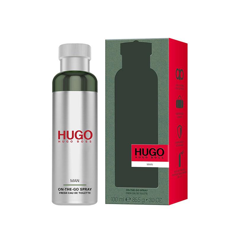 Hugo Boss Man On-The-Go Fresh Eau De Toilette Spray 100ml