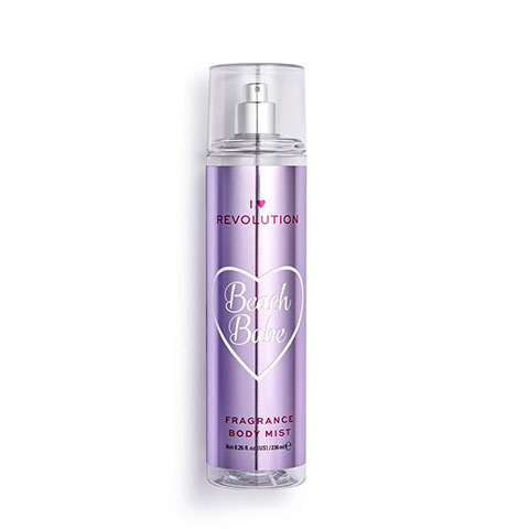 I Heart Revolution Beach Babe Fragrance Body Mist 236ml