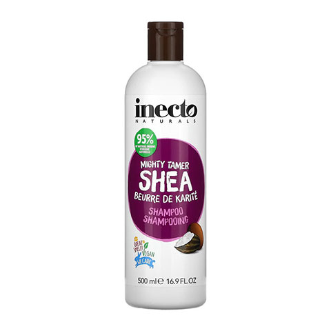 Inecto Naturals Mighty Tamer Shea Shampoo 500ml