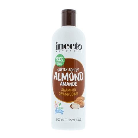 Inecto Naturals Softly Softly Almond Shampoo 500ml