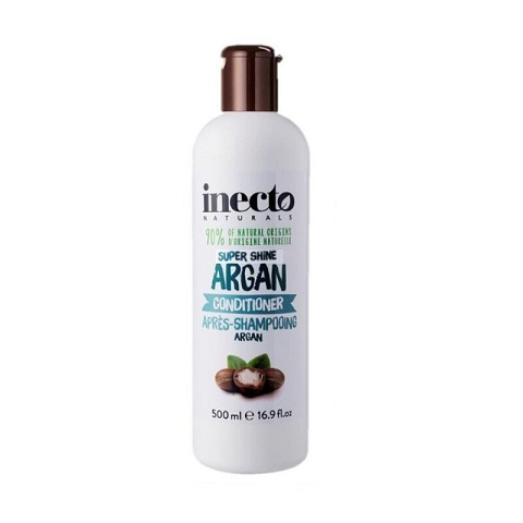 Inecto Naturals Super Shine Argan Conditioner 500ml