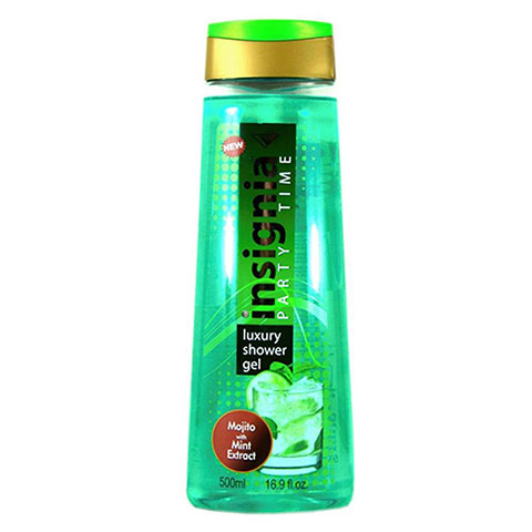 Insignia Luxury Shower Gel Mojito with Mint Extract 500ml