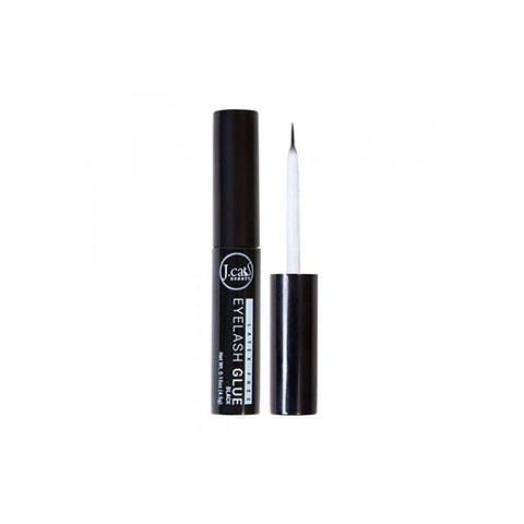 J. Cat Beauty Water Resistance Latex Free Eyelash Glue 4.5g - EG104 Black