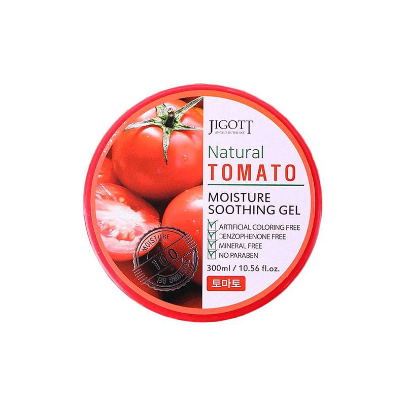 Jigott Natural Tomato Moisture Soothing Gel 300ml