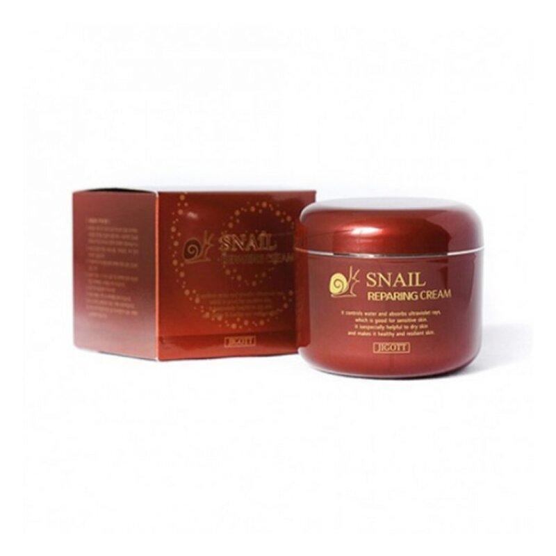 Jigott Snail Repair Cream 100ml