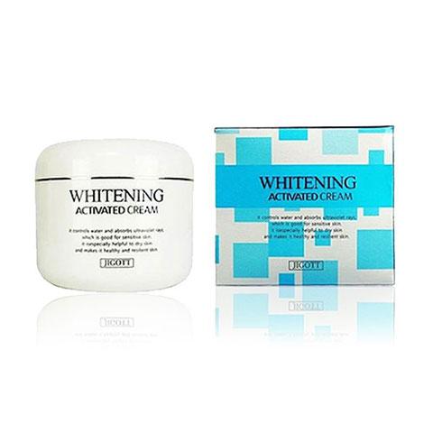 Jigott Whitening Activated Cream 100ml