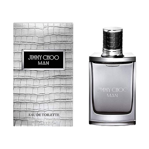 Jimmy Choo Man Eau De Toilette Spray 50ml