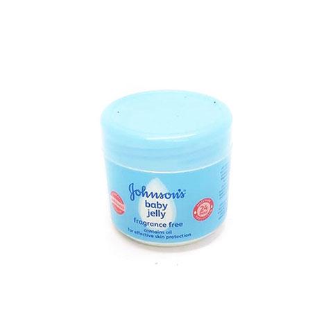 Johnson's Baby Fragrance Free Jelly 100ml