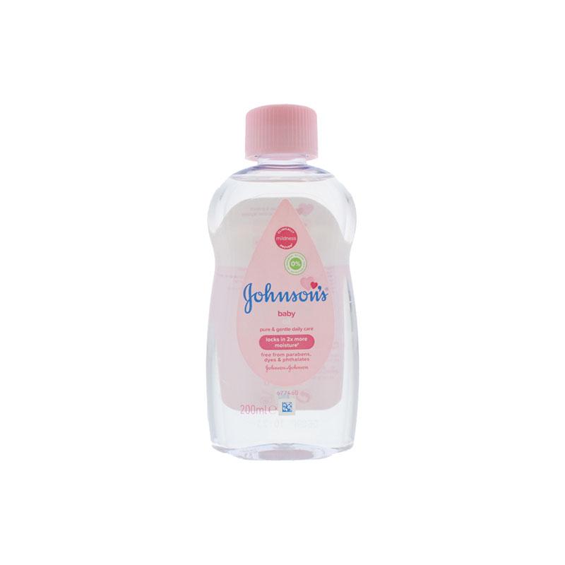 Johnson's Baby Oil  200ml