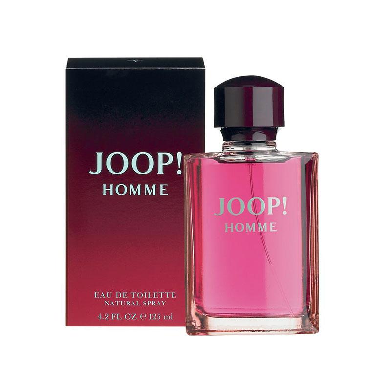 Joop! Homme Eau De Toilette Natural Spray 125ml