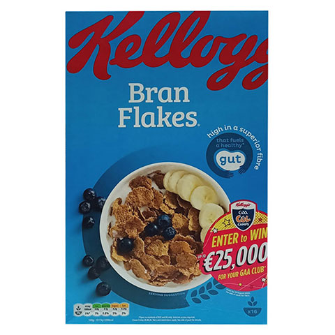 Kellogg's Bran Flakes Cereal 500g