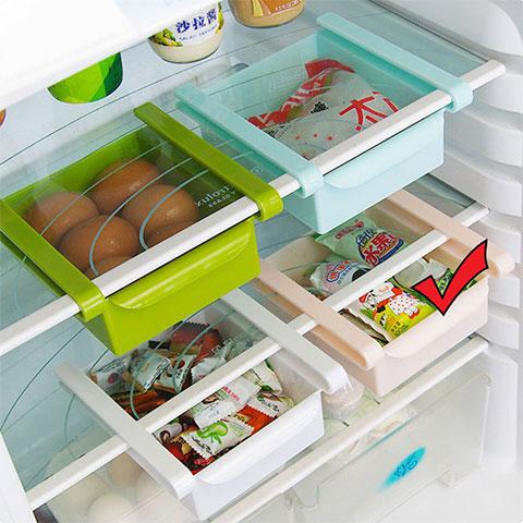 Kitchen Creative Refrigerator Drawer - Light Rose