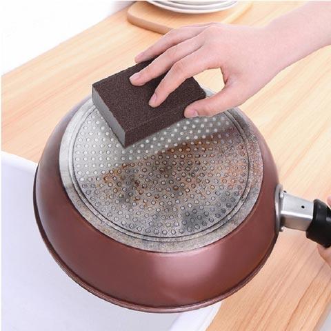 Kitchen Oil Cleaning Sponge