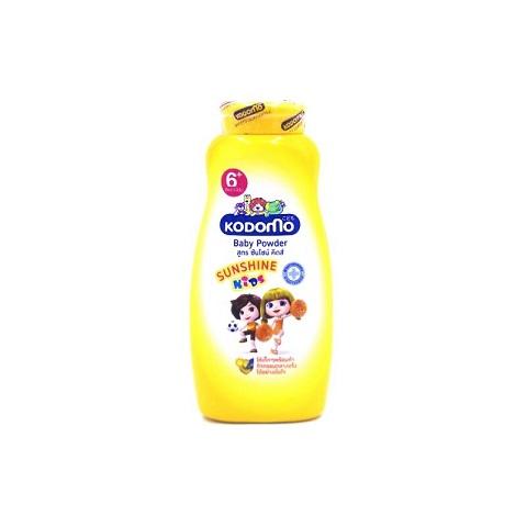 Kodomo Baby Powder Sunshine Kids 180g - (6+ Years)