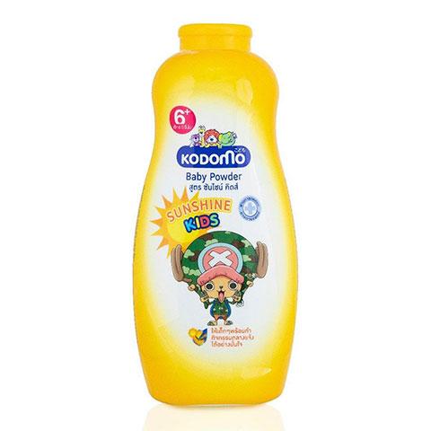 Kodomo Baby Powder Sunshine Kids 400g