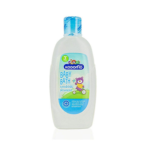Kodomo Gentle Soft Baby Bath Age 3+ - 200ml