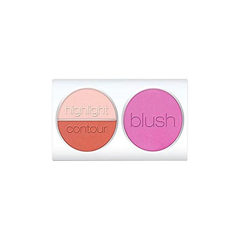 L.A. Colors 3D Blush Contour - CBL807 True Love