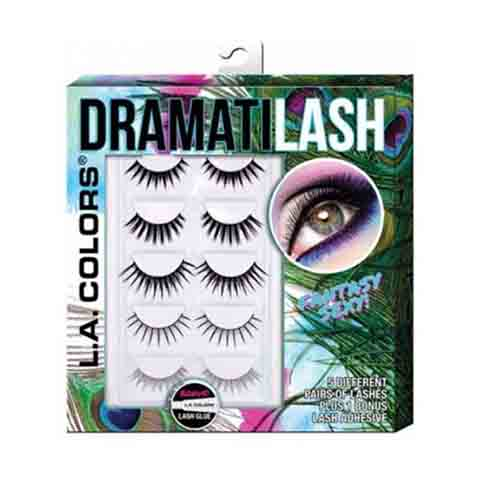 L.A. Colors Dramatilash False Lash Kit - Fantasy Sexy!