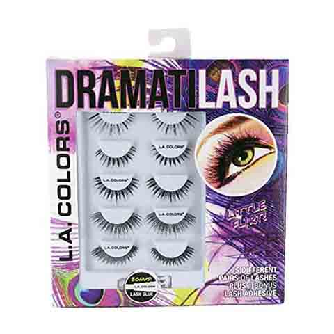 L.A. Colors Dramatilash False Lash Kit - Little Flirt!