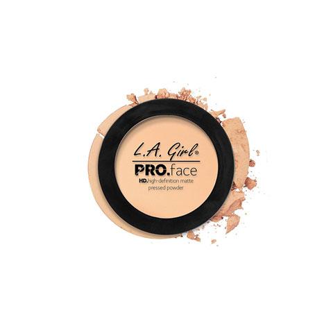 L.A. Girl Pro Face Matte Pressed Powder 7g - GPP603 Porcelain