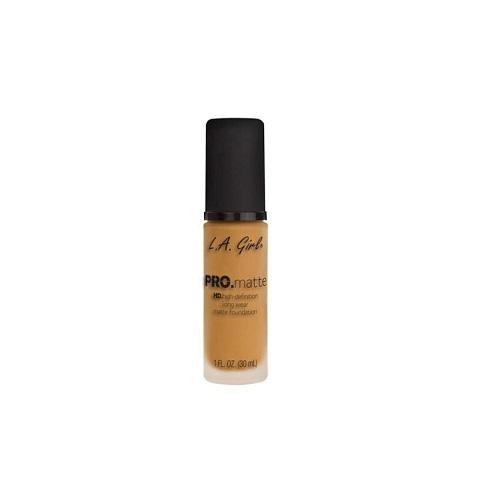L.A. Girl Pro Matte Foundation - GLM677 Soft Honey