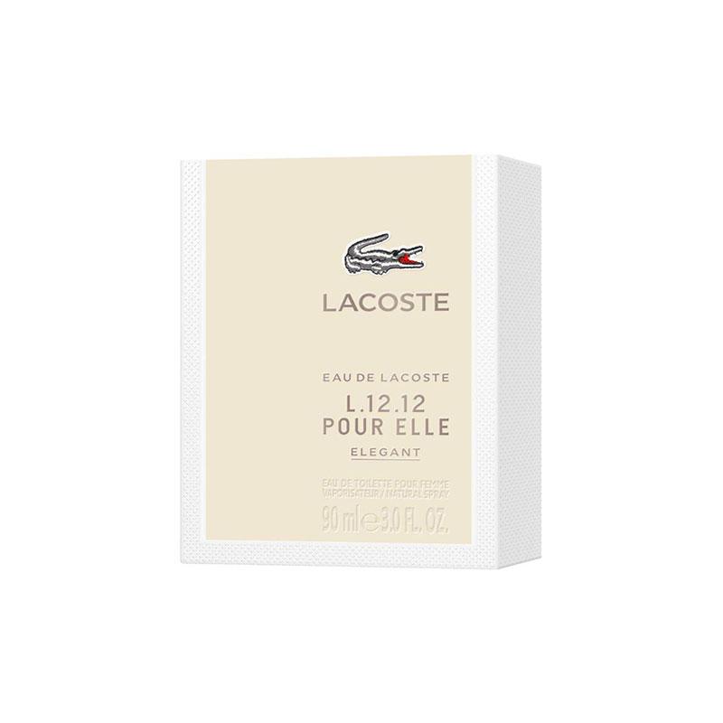 Lacoste Eau De Lacoste  L.12.12 Pour Elle Elegant For Women 50ml
