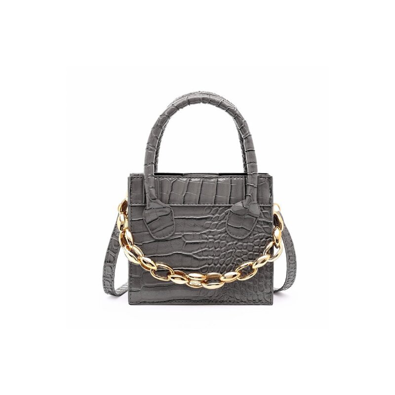 Ladies Mini Vissy Bag With Chain (1001053)
