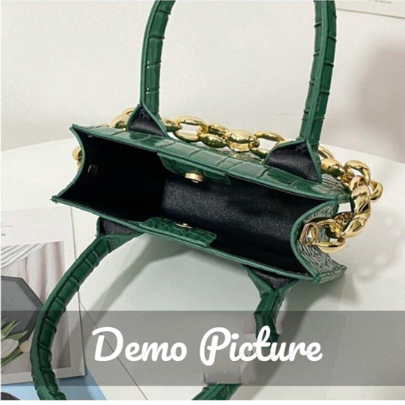 Ladies Mini Vissy Bag With Chain (1001055)